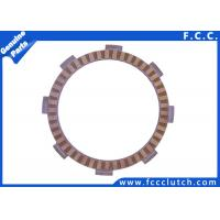 FCC Motorcycle Clutch Plate , Clutch Plate And Disc Honda CBF150 22201-KTT-900 for sale