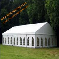 Buy cheap Prefab PVC Marquee Anti-uv Aluminum Tents for Outdoor Party Event Exhibition from wholesalers