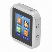 Quality Flash MP3 Player with 20Hz to 20kHz Frequency Response for sale