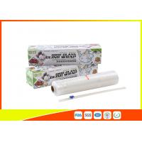 Quality Customized Hand Stretch Wrap Film , PE Strech Film Jumbo Roll For Pack Food for sale