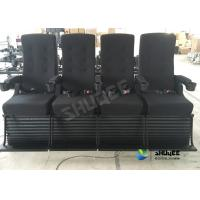 Quality CE Approval 4D Movie Theater With 4D Dynamic System Include Screen / Speaker for sale