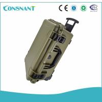 Quality 50/60Hz Portable AC DC Power Supply Pure Sine Wave Solar Inverter Luggage Bag Design for sale