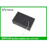 Quality Double Side Auto Car Cleaning Sponge With Loop Customized Size / Color for sale