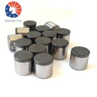 Quality China factory price PDC cutters/tungsten carbide PDC cutters used for oil drilling bits for sale