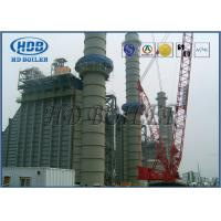 Quality High Pressure HRSG Heat Recovery Steam Generator For Power Plant Waste Heat Exchange for sale