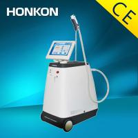 Buy Vertical 1064nm / 532nm Nd Yag Laser Skin Treatment Long Pulse For vascular lesion removal at wholesale prices