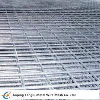 Buy cheap Welded Steel Bar Grating Black or Galvanized Steel Mesh for Floor or Concrete from wholesalers