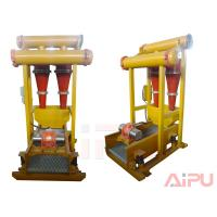 Quality Land rig drilling solids control hydrocyclone desander separator for sale for sale