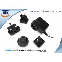 Quality 1.5M Cable Interchangeable ac dc 12v power adapter / Universal AC DC Adapters for sale