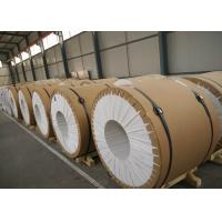 Buy cheap Power Battery Foil Aluminum Coil Stock Alloy 1070 A1070 19700 A7 A9100 from wholesalers