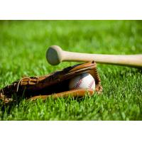 Buy Anti Friction 3 Tone Artificial Turf For Baseball Fields Soccer Basketball Tennis at wholesale prices