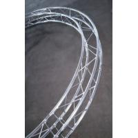 Buy Aluminum Spigot Circular Stage Lighting Truss Curved Truss System SN220x220xΦ3M at wholesale prices