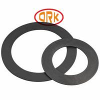 Quality Custom Flat Ring Gasket Industrial For Vibration Dampening / Packaging for sale