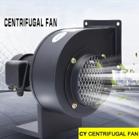 Quality Portable Large Airflow Electric Centrifugal Exhaust Fan Ventilation Exhaust Fan for sale
