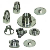 Quality Anodized Custom CNC Aluminum Parts Lightweight Professional For Construction for sale