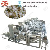 China China Industrial Hemp Seed Shelling Peeling and Separating Machine Plant on sale
