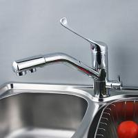 China Solid Brass Kitchen Tap with Drinking Water Function T0791 on sale