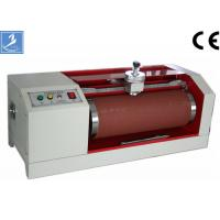 China DIN Abrasion Test Rubber Testing Equipment For Flexible Materials DIN-53516, ISO-4649 on sale