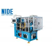 Buy cheap Four Working Station Lacing Machine For Compression Motor Stator Coil from wholesalers