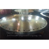 Quality ASME Or Non - standard F316L F304 High Pressure Stainless Steel Flange Blind Plate for sale