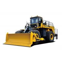 Quality Mining Soil Moving Equipment Road Construction Wheeldozer 410hp Cummins Engine for sale