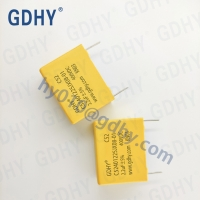 Buy cheap Three Phase Inverter DC Link Film Capacitors 2.2uf 400v For Automotive Industry from wholesalers