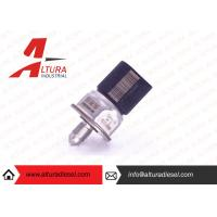 Quality High Speed Steel Fuel Pressure Rail Sensor Silver 55PP11-01 for BMW E87 E90 for sale
