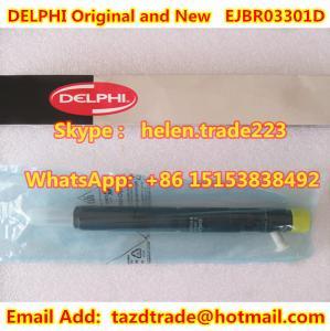 Quality DELPHI Original, New Injector EJBR03301D for JMC Transit 2.8 /Jiangling Motors 1112100TAR for sale