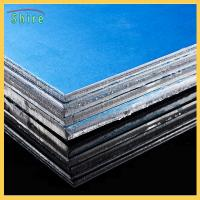 Quality Dark Blue Stainless Steel Protective Film Sheet , 50MM - 2100MM Width for sale