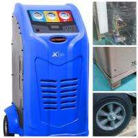Quality Bus Large Refrigerant Recovery Machine Big Gauge Cover 1000W Input Power for sale