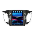 Quality Wifi Bluetooth HYUNDAI DVD Player 9.7'' Tesla Style Models For Hyundai Ix25 / Creta 2016 for sale