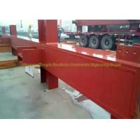 JIS SS400 Cr A36 Steel H Beam Structure Material / Construction Steel for sale