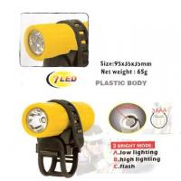 Quality LED Bike Light (BL1036-L7-3AAA) for sale