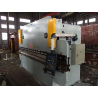 China Hydraulic Press Brake Machines  , Press Bending Machine For Sheet Metal 1000 T With Control System on sale