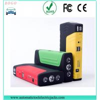 Buy portable emergency tools auto jump starter power bank 13600mah at wholesale prices