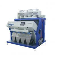 Quality Three chutes CCD RICE COLOR SORTER, intelligent rice colour sorter for sale
