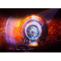 Buy cheap 9.5x50m Hologrpahic Projection System Hologram 3D Screen Holo - Gauze For Concert from wholesalers