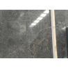 Cyprus Ash Grey Cyprus Gray Kibris Gri Cyprus Silver Marble Floor Tiles White Marble Flooring for sale