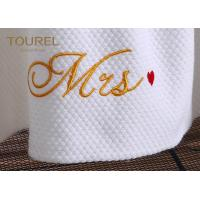 Quality Pure White 5 Star Hotel Bathroom Towels Wholesale Hotel Quality Towels for sale