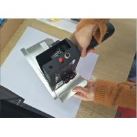 China Handheld Type Expiry Date Coding Machine For Food / Pipe / Wire / Medicine Industry on sale