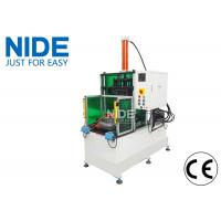Quality PLC Control Automatic motor Coil Forming Machine For Stator Winding final forming for sale