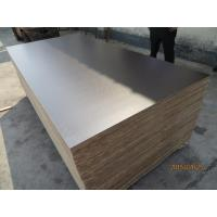China KINGPLUS BRAND FILM FACED PLYWOOD, ONE SIDE ANTI SLIP (HEXAGONAL PATTERN DESIGN), WBP PHE on sale