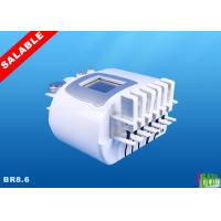 Quality Air Cooled Ultrasonic Liposuction Cavitation Slimming Machine On Board Diagnostics Safety for sale