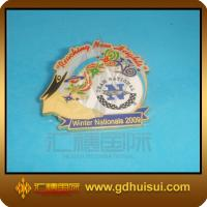 Quality cheap custom iron sports club blazer badges for sale