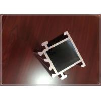 Quality T5 / T6 Silvery Anodized Aluminium Frame Profile For Building , Aluminium Window Profiles for sale