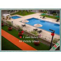 China Free Maintenance Pet Artificial Grass Natural Appearance Long Life Evergreen on sale