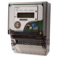 China 3 Phase direct connection Din rail energy meter with Four wire , Long Life Span on sale