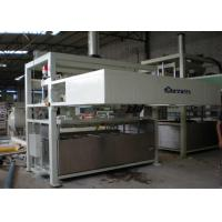 Quality Reciprocating Full Auto Paper Molding Pulp Egg Carton Machine with 2800PCS/H for sale
