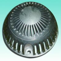 Quality High Pressure Gravity Custom A380 Aluminium Die Casting Automobile Engine Components for sale