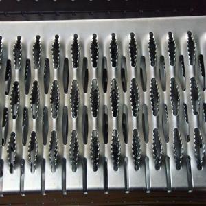 China Ship deck drainage steel grates standard size grip strut anti-slip welded steel grating on sale